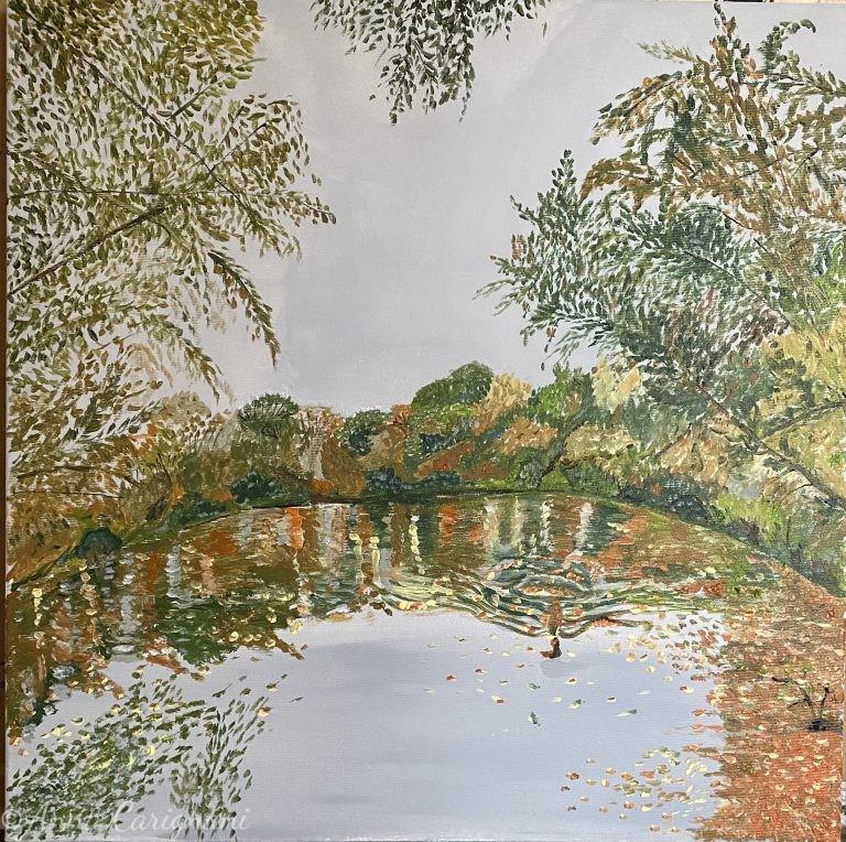 Lago dorato londinese