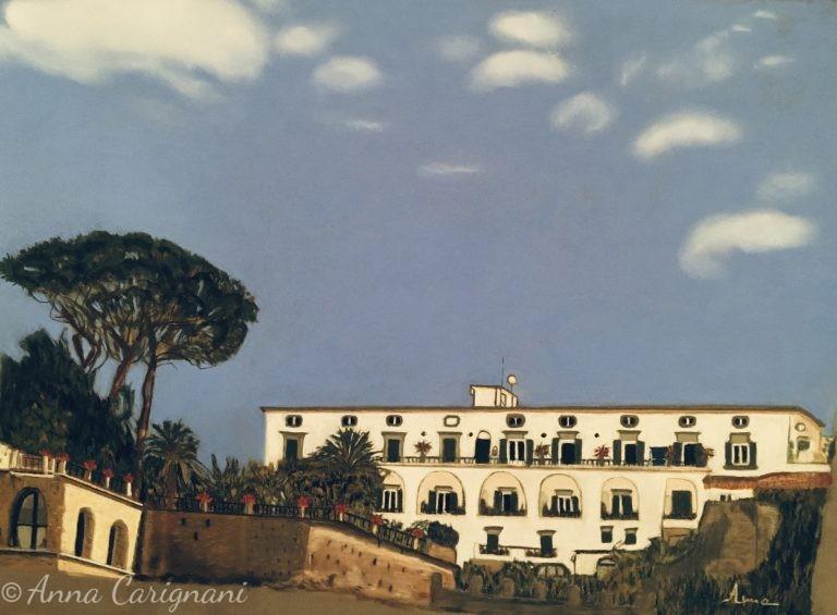 La Villa Garzilli